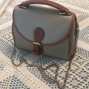 Liz Claiborne Genuine Leather Satchel